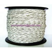 Buy cheap Roll Polywire for Electric Fence Fencing Kit Stainless Steel Poly Wire from wholesalers