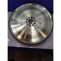 Buy cheap Vitrified bond CBN Grinding Wheel for crankshaft grinding,hand crank grinding wheel from wholesalers