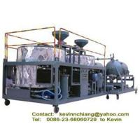 Sell professional engine oil purification system oil for Sell used motor oil