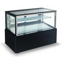 Buy cheap Automatic Defrost Refrigerated Cake Display Cabinets 400L Capacity,1500mm Length and One-layer Shelf product