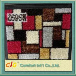 Buy cheap Decorative Nonwoven Car Carpet Backing PET , Home Carpet Cloth product