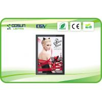 Buy cheap Edgelit Slim LED Light Boxes Display / Eco-Friendly Photography Light Box from wholesalers