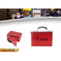 Buy cheap Ce Portable Lock Out Station With 12 Pieces Padlocks Steel Material from wholesalers