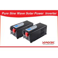 Buy cheap Remote Control Inverters for Solar , Off Grid Inverters For Office from wholesalers