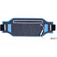 Buy cheap Portable Running Waist Pack Breathe Freely , Water Resistant Mens Waist Bag from wholesalers