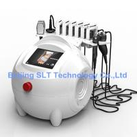 Buy cheap 40Khz Cavitation Lipo Laser Slimming Machine / Tripolar RF Skin Tightening Beauty Machine from wholesalers