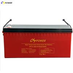 Buy cheap 12V 230AH Deep cycle energy storage battery/VRLA AGM GEL BATTEYR/ Long Life Industrial Battery from wholesalers