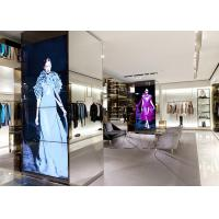 Buy cheap MEGA DCR Lcd wall display contrast 16 / 9 Samsung video wall A-Si TF -LCD product