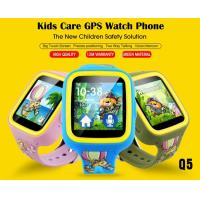 Buy cheap children GPS smart watch SOS for Child watch mobile phone from wholesalers