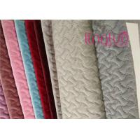 Buy cheap Smooth Drape Sofa Cushion Fabric From Lingluo Meifang OEM Service from wholesalers
