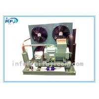 Buy cheap Direct Cooling 10HP R404a Air cooled Refrigeration Condensing Units Bitzer 4VES-10Y , 8kw from wholesalers