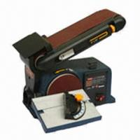 Buy cheap 4 x 6-inch (100 x 150mm) Belt/Disc Sander with UL/CE/IEC Approvals from wholesalers