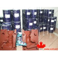 Buy cheap shoe soles molding silicone rubber from wholesalers