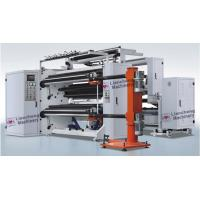 Buy cheap Adhesive Paper / Film Roll Label Rewinder Machine Perfect Integration Design from wholesalers
