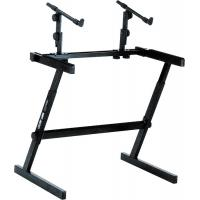 Buy cheap adjustable metal keyboard stand from wholesalers