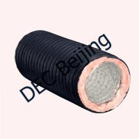 Buy cheap Noiseproof 12 inch 25ft Acoustic Flexible duct for HVAC systems from wholesalers
