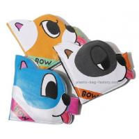 Buy cheap Cute Appearance Plastic Scratchpad Cover PVC Stationery Memo Pad Cover from wholesalers