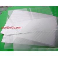 Buy cheap 3D PET Lenticular Lens 75 LPI Flip Lenticular Printing Sheet buy standard product