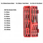 Buy cheap BMR TOOLS Industrial Quality of 12pcs SDS Plus Hammer Drill Set for conceret,marble,granit outdoor working from wholesalers