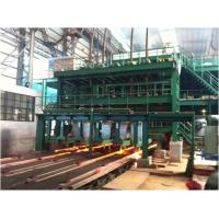 Buy cheap R8M 5 Strands CCM Continuous Casting Machine Ladle Turret , Steel Casting Machine from wholesalers