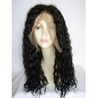 Buy cheap Heavy Hair Density Absolutely Natural Long Curly Celebrity Lace Wig About 24 Inches from wholesalers