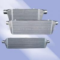 Buy cheap 2-40 bar Fin Tube Heat Exchanger / Aluminum Plate And Bar Fin Transmisson System from wholesalers