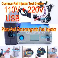 Buy cheap ERIKC Fuel injector Diagnostic tools bosch denso delphi CAT injector tester piezo injection testing Detector from wholesalers