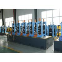 Buy cheap Welding Carbon Steel ERW Pipe Mill Machine / Pipe Tube Mill Max 80m/Min Worm Gearing from wholesalers