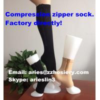 Buy cheap Footless compression zip miracle sock from wholesalers