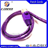 Buy cheap Factory Bare Copper Cat6 Patch Leads 1m 2m 3m product