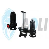 Buy cheap Portable Cast Iron Submersible Grey Water Pumps Double Impeller Sewage Treatment from wholesalers