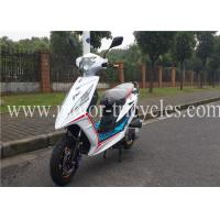 Buy cheap Electrical Kick 125CC Motorcycles Scooters Single Cylinder 4 Stroke Drum Brake from wholesalers