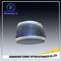 Buy cheap 1mm to 700mm Meniscus Cylindrical Lens Optical Lens BK7k9 Sapphire Fused Silica(JGS1) Caf2 ZnSe Si Ge Made in China from wholesalers