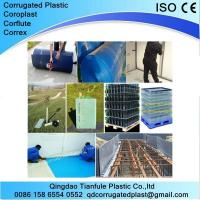 Buy cheap Black Corflute Protection Board from wholesalers