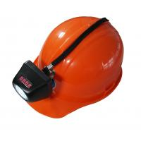 Buy cheap Waterproof Industrial Lighting Fixture , Digital Mining Hard Hat Lights from wholesalers