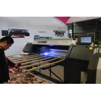 Buy cheap High Resolution 1440 DPI Roll To Roll Screen Printing Machine For Plexiglass Board from wholesalers