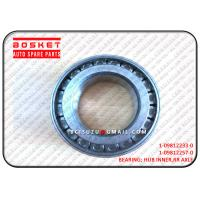 Buy cheap 1-09812233-0 Isuzu Truck Parts Cxz51k 6wf1 Steel Rear Hub Inner Bearing 1098122330 from wholesalers
