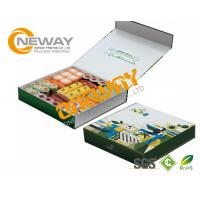 Buy cheap Promotional Eco-Friendly Luxury Small Paper Food/Candy/Chocolate Boxes from wholesalers