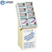 Buy cheap Spice Food Cardboard Pallet Display , Promotion Retail Cardboard Display Stands from wholesalers