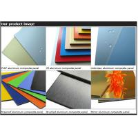 Buy cheap Fireproof Aluminium Composite Sheet Excellent Impact Resistance Thickness 3mm - 4mm from wholesalers