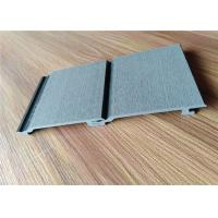 Buy cheap Grooved Siding WPC Wall Cladding Roofing Products Superior Shropshire Building from wholesalers