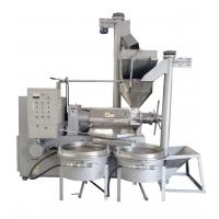 Buy cheap 300-500kg/Hr Edible Oil Production Line Full Automatic For Palm Oil / Sesame Oil from wholesalers