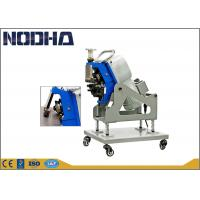 Buy cheap Small Plate Edge Beveling Machine With Adjustable Bevel Angle 1400RPM from wholesalers