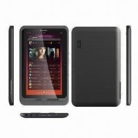 Buy cheap Tablet PCs, 7-inch Resistive/Capacitive Touch Screen, Built-in GPS and Bluetooth, Dual-camera from wholesalers