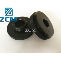 Buy cheap Diameter 39mm Anodized Type II 20mm CNC Metal Machining from wholesalers