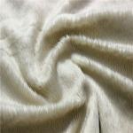 Buy cheap Super Soft Velboa Soft Toy Making Fabric Short Pile Plush Fabric from wholesalers