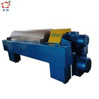 Buy cheap Horizontal China Decanter Centrifuge Larger Capacity Waste Water Treatment from wholesalers