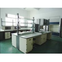 Buy cheap Laboratory Work Table With Reagent Rack For Food Processing Industry from wholesalers