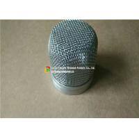 Buy cheap Sieve Copper / Aluminium Mesh Filters , Filter Metal Mesh For Food Drying product