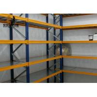 Buy cheap Economical Medium Duty Storage Rack / Metal Shelving Unit ISO9001/14001 product